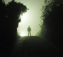Alone in the mist by Rasevic