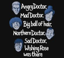 Angry Doctor Kids Clothes