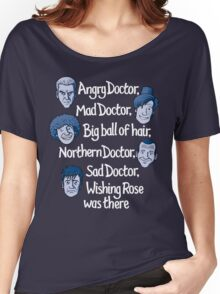 Angry Doctor Women's Relaxed Fit T-Shirt