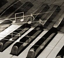 Play me a song © by Dawn M. Becker
