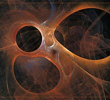 Behind the Mask by Fractal artist Sipo Liimatainen