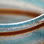Abstract in glass  by LynnEngland