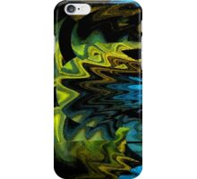 iPhone Case of painting....In the blink of an eye... iPhone Case/Skin