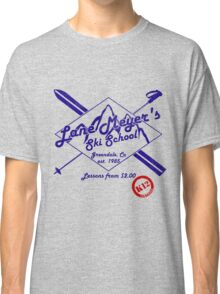 Lane Meyer Ski School Classic T-Shirt