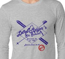 Lane Meyer Ski School Long Sleeve T-Shirt