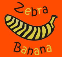 Is that a Zebra Banana?? by Paul James Farr