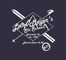 Lane Meyer Ski School Dark Long Sleeve T-Shirt