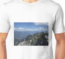 The Cascade Mountains Unisex T-Shirt
