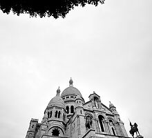 Le Sacre Coeur by Peppedam