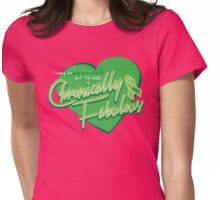 Chronically Fabulous Womens Fitted T-Shirt