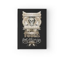 Grab your tools and get things done! Hardcover Journal