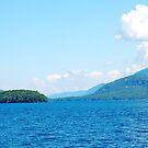 Lake George by Diane  Kramer