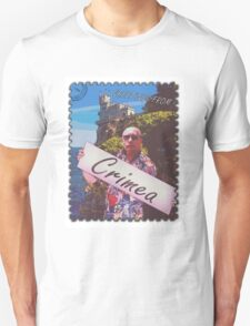 Putin Greetings From Crimea Unisex T-Shirt