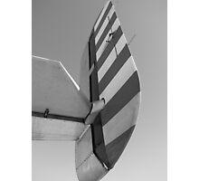 B-25 Tail Photographic Print