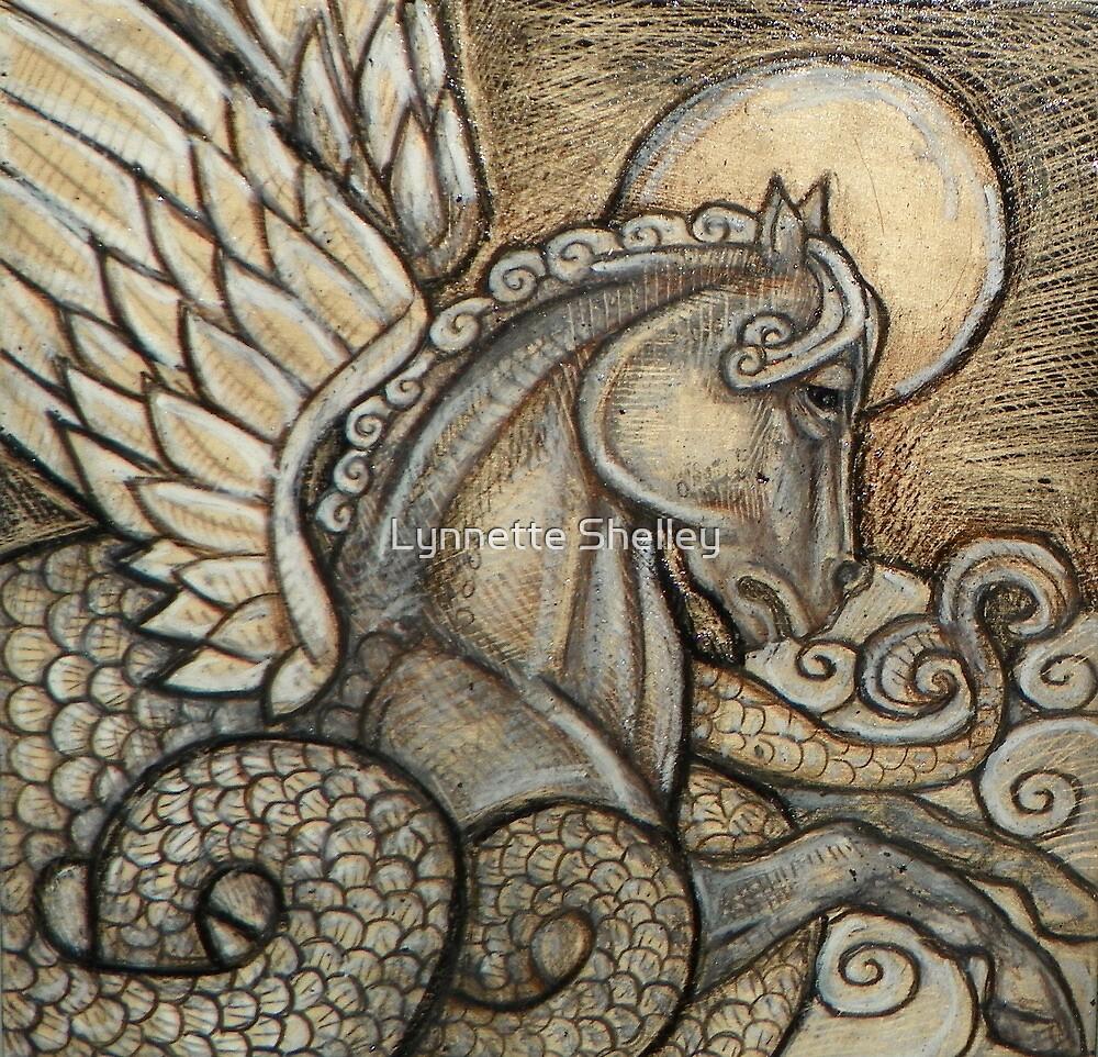 In the Wake of Poseidon by Lynnette Shelley