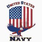 United States Navy by Buckwhite