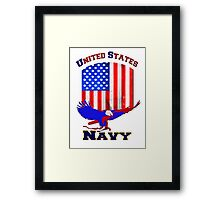United States Navy Framed Print