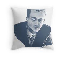 the Point Man Throw Pillow