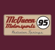 McQueen Motorsports Alternate Logo by Christopher Bunye