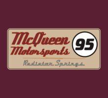 McQueen Motorsports Alternate Logo by Christopher Bunye