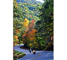 Fall Crusing Photographic Print