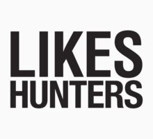 SUPERNATURAL - LIKES HUNTERS by thischarmingfan