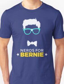 Nerds for Bernie Fundraising Shirts and Merchandise Unisex T-Shirt