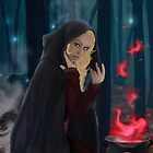 Alchemy Witch by Rowan  Lewgalon