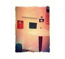 Interior Art Print