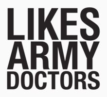 SHERLOCK - LIKES ARMY DOCTORS by thischarmingfan