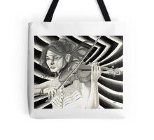 Violinist 2015 Tote Bag