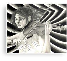 Violinist 2015 Metal Print