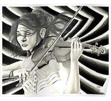 Violinist 2015 Poster