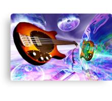 Heaven's Bass #1 Canvas Print