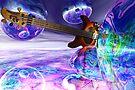 Heaven's Bass #2 by Benedikt Amrhein