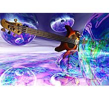 Heaven's Bass #2 Photographic Print