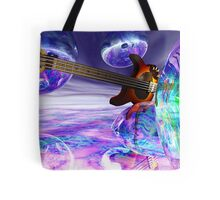 Heaven's Bass #2 Tote Bag