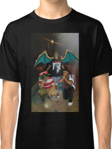 Gonna Spit that Fire Blast Classic T-Shirt