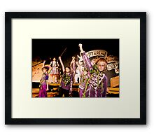 Wizard of Oz-4 Framed Print