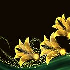 Lilies at Night by Antonio Palao