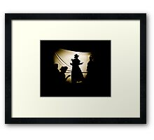 Wizard of Oz-8 Framed Print