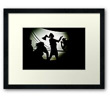 Wizard of Oz-9 Framed Print