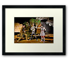 Wizard of Oz-12 Framed Print