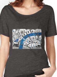 Along the river Thames Women's Relaxed Fit T-Shirt