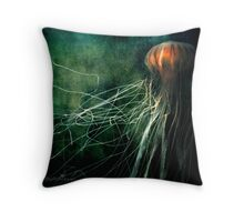 Deep down Throw Pillow
