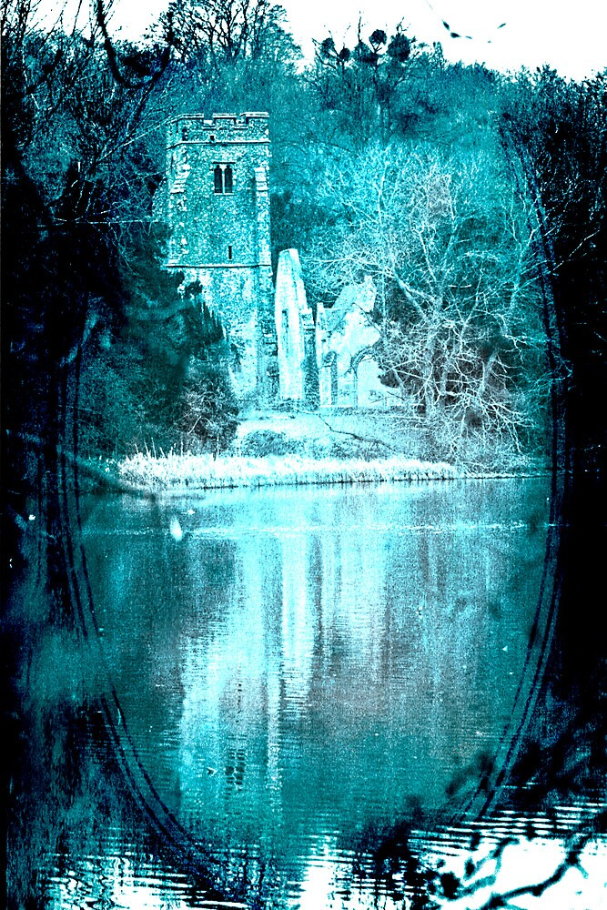 Lady Of The Lake - St Mary, Eastwell by Dave Godden