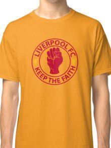 Liverpool FC - Keep The Faith Classic T-Shirt