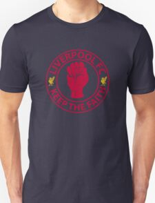 Liverpool FC - Keep The Faith T-Shirt