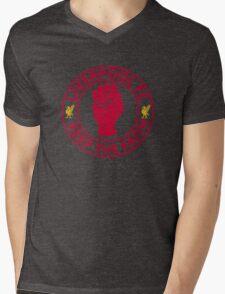 Liverpool FC - Keep The Faith Mens V-Neck T-Shirt