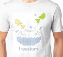 Fishy Freedom Unisex T-Shirt